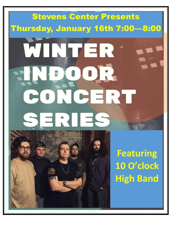 2nd Indoor Concert Series