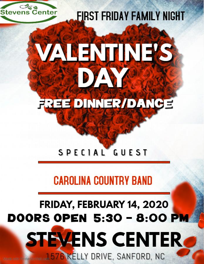 Feb. 2020 Valentine First Friday